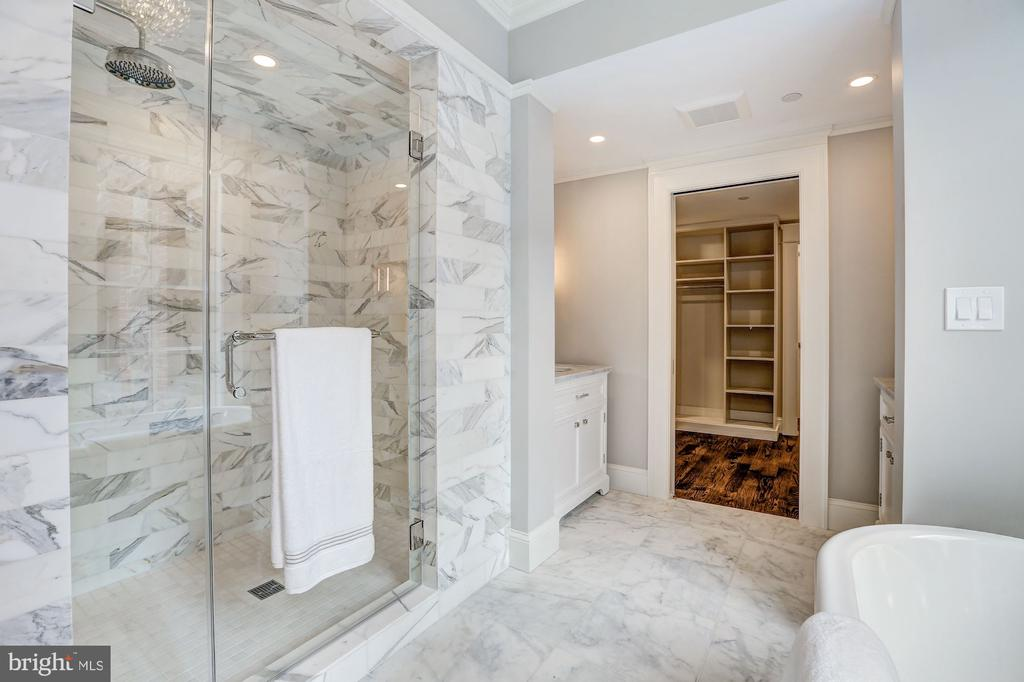 Clad in Carrara Marble - 216 8TH ST NE #B, WASHINGTON