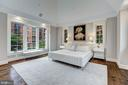 Light-Filled Master Bedroom - 216 8TH ST NE #B, WASHINGTON