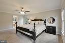 Generous master suite Bedroom(1) - 43121 FLING CT, BROADLANDS