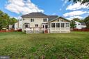 Surrounded by mature trees - 43121 FLING CT, BROADLANDS