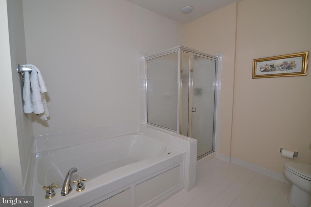 Master Bath - 43840 HICKORY CORNER TER #113, ASHBURN