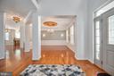Foyer - 11404 ATTINGHAM CT, MANASSAS