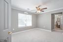 Primary Bedroom Sitting Room - 11404 ATTINGHAM CT, MANASSAS