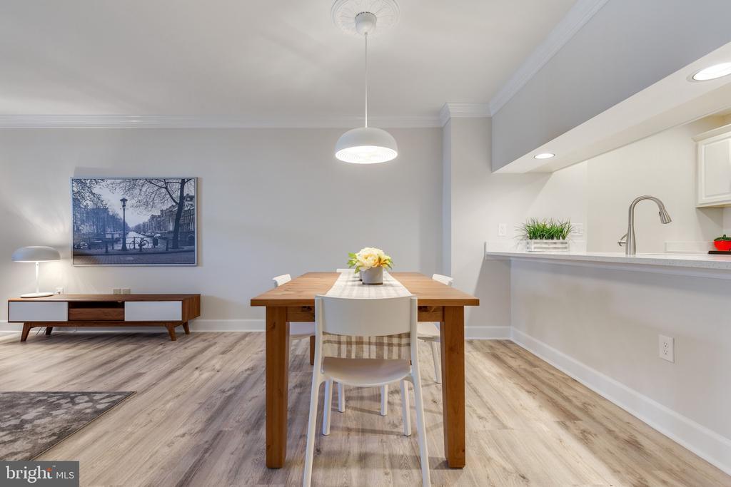 Dining Room - 1050 N STUART ST #126, ARLINGTON