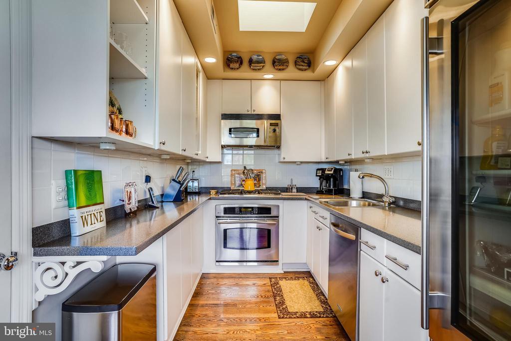 Kitchen - 200 S FAIRFAX ST #16, ALEXANDRIA