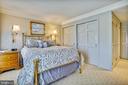 Master Bedroom - 200 S FAIRFAX ST #16, ALEXANDRIA