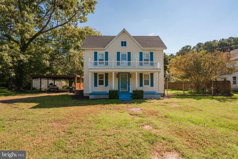 Single Family Homes för Försäljning vid Upper Fairmount, Maryland 21867 Förenta staterna