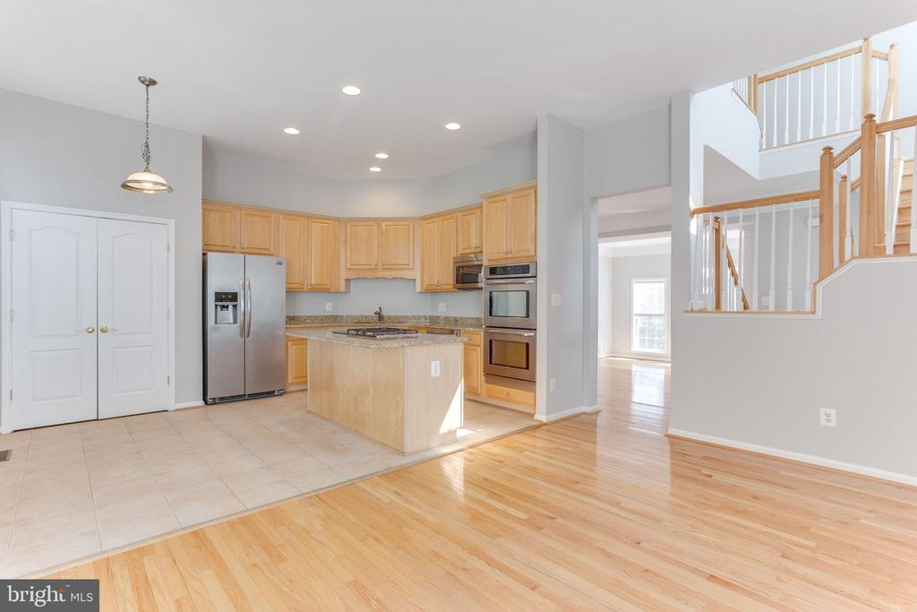 Stainless Appliances and Granite Counters - 21871 HAWKSBURY TER, BROADLANDS