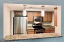 Stainless steel appliances & granite counters - 11800 SUNSET HILLS RD #311, RESTON