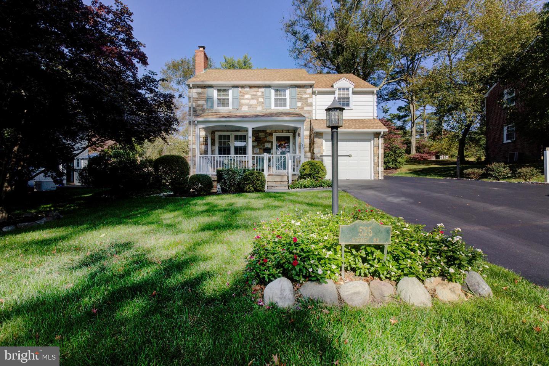 Single Family Homes للـ Sale في Glenside, Pennsylvania 19038 United States