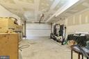 Lower Level Garage - 12904 & 12898 SAGLE RD, HILLSBORO
