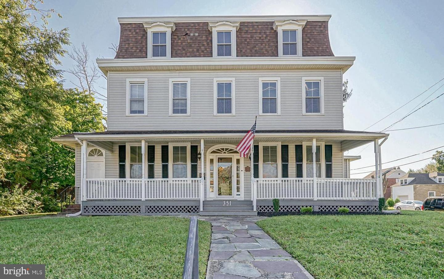 Single Family Homes for Sale at Westville, New Jersey 08093 United States