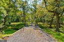 Incredible tranquil setting as your approach - 44719 POTOMAC DR, ASHBURN