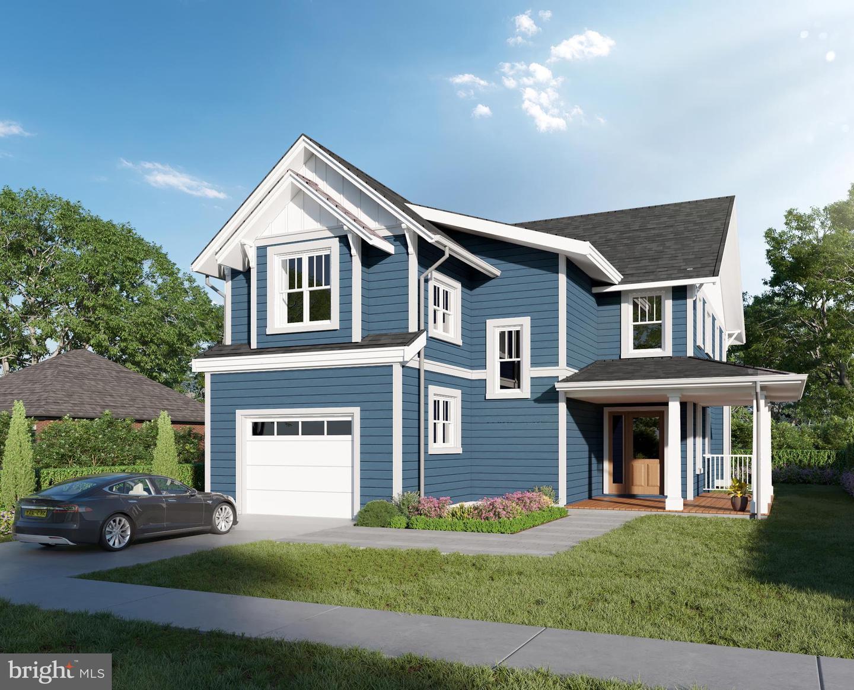 Single Family Homes 용 매매 에 Takoma Park, 메릴랜드 20912 미국