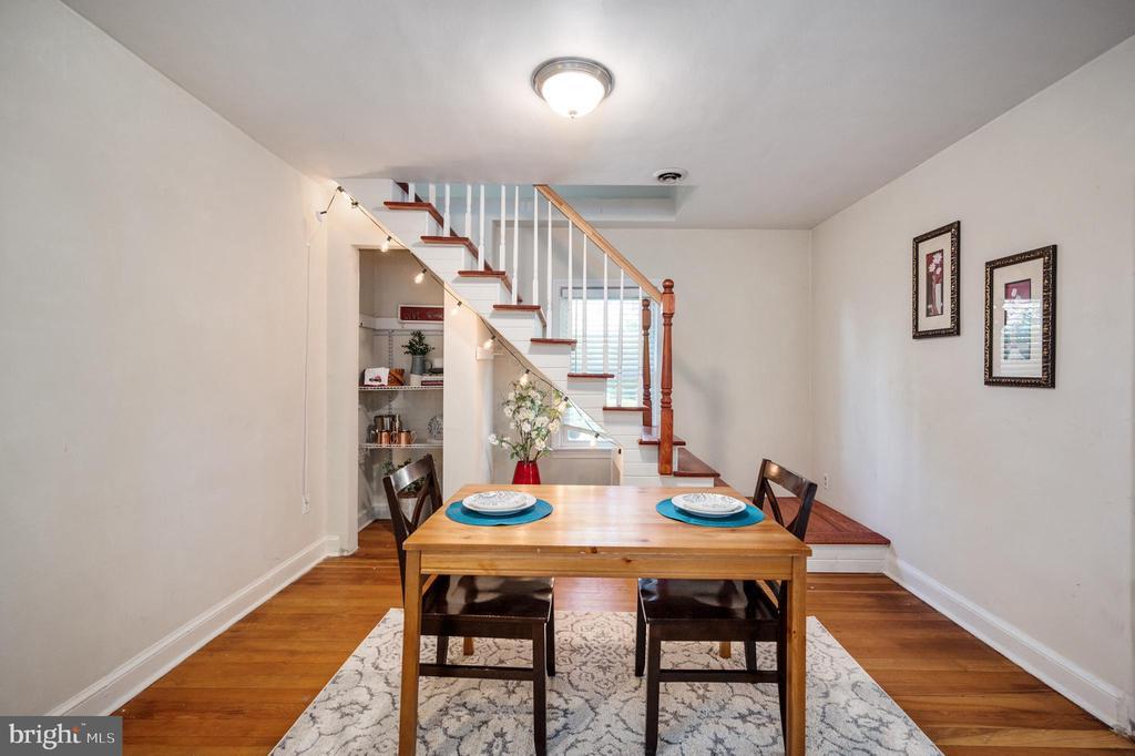 Separate Dining Room - 7019 SIGNAL HILL RD, MANASSAS