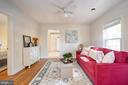 Living Room - 7019 SIGNAL HILL RD, MANASSAS
