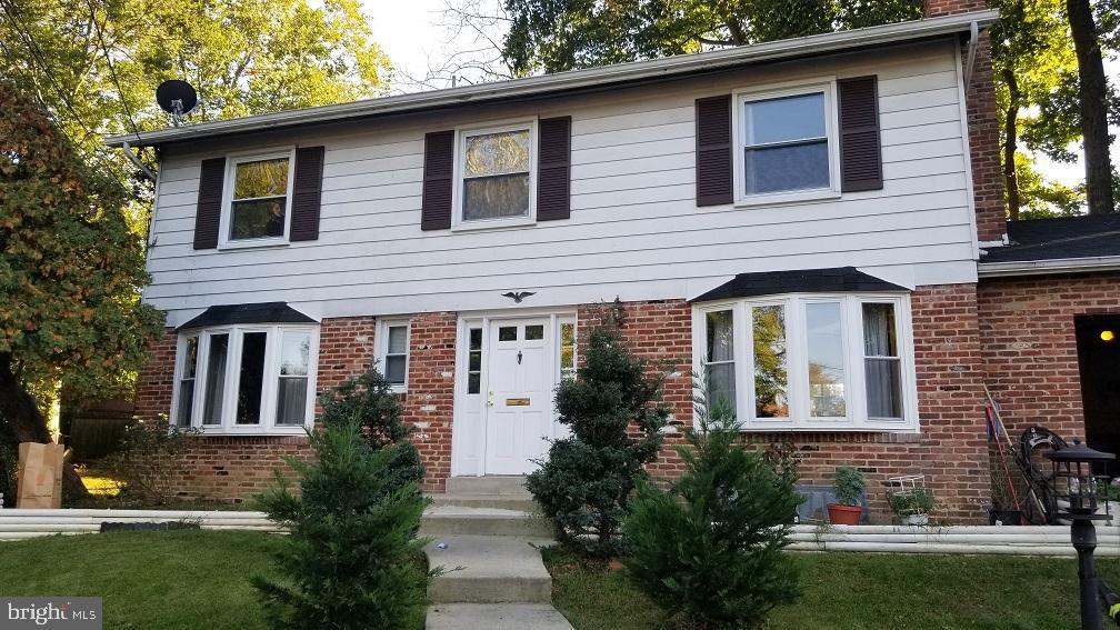 Single Family Homes 용 매매 에 Hyattsville, 메릴랜드 20783 미국