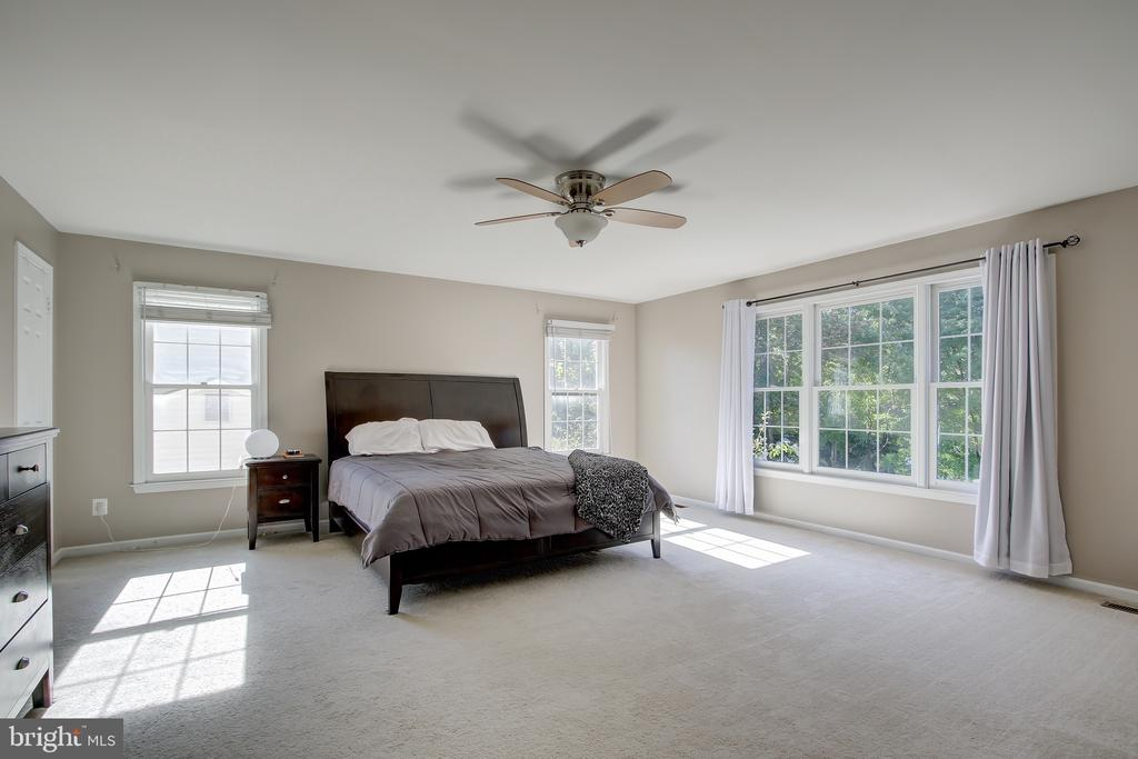 Master Bedroom - 3749 HETTEN LN, WOODBRIDGE