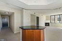 Kitchen Serving/Eating Area - 851 N GLEBE RD #1117, ARLINGTON