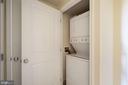 Washer & Dryer in Unit - 851 N GLEBE RD #1117, ARLINGTON