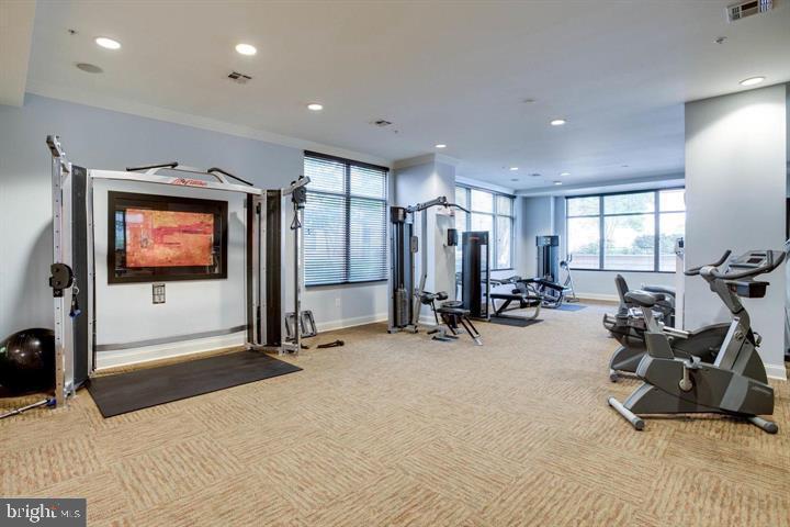 Gym Room - 12001 MARKET ST #440, RESTON