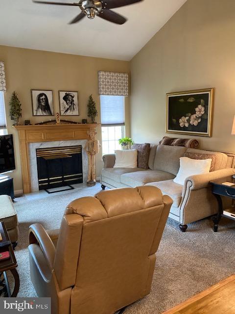 Family room - 43180 KATAMA SQ, CHANTILLY