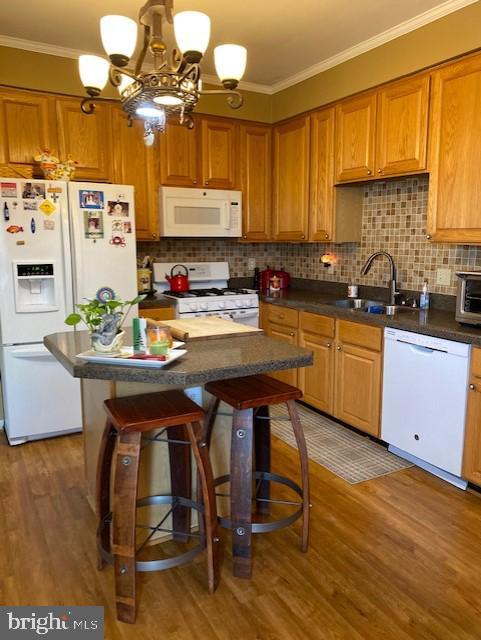 Spacious kitchen - 43180 KATAMA SQ, CHANTILLY