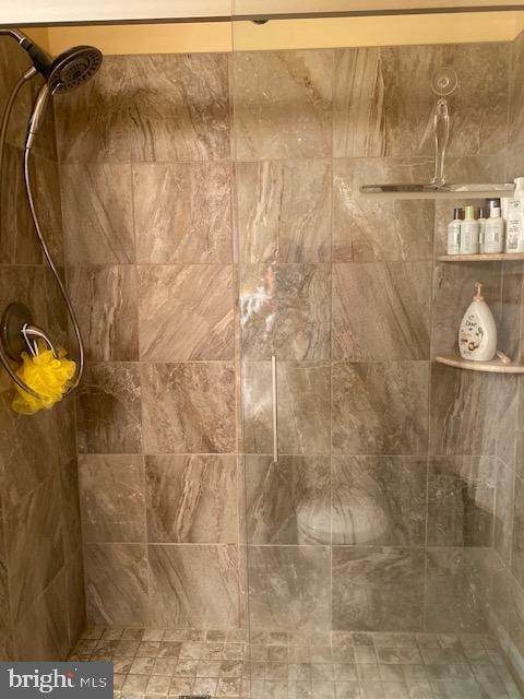 Large shower in master - 43180 KATAMA SQ, CHANTILLY
