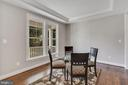 Parlor located at front of house - 3414 BURROWS AVE, FAIRFAX