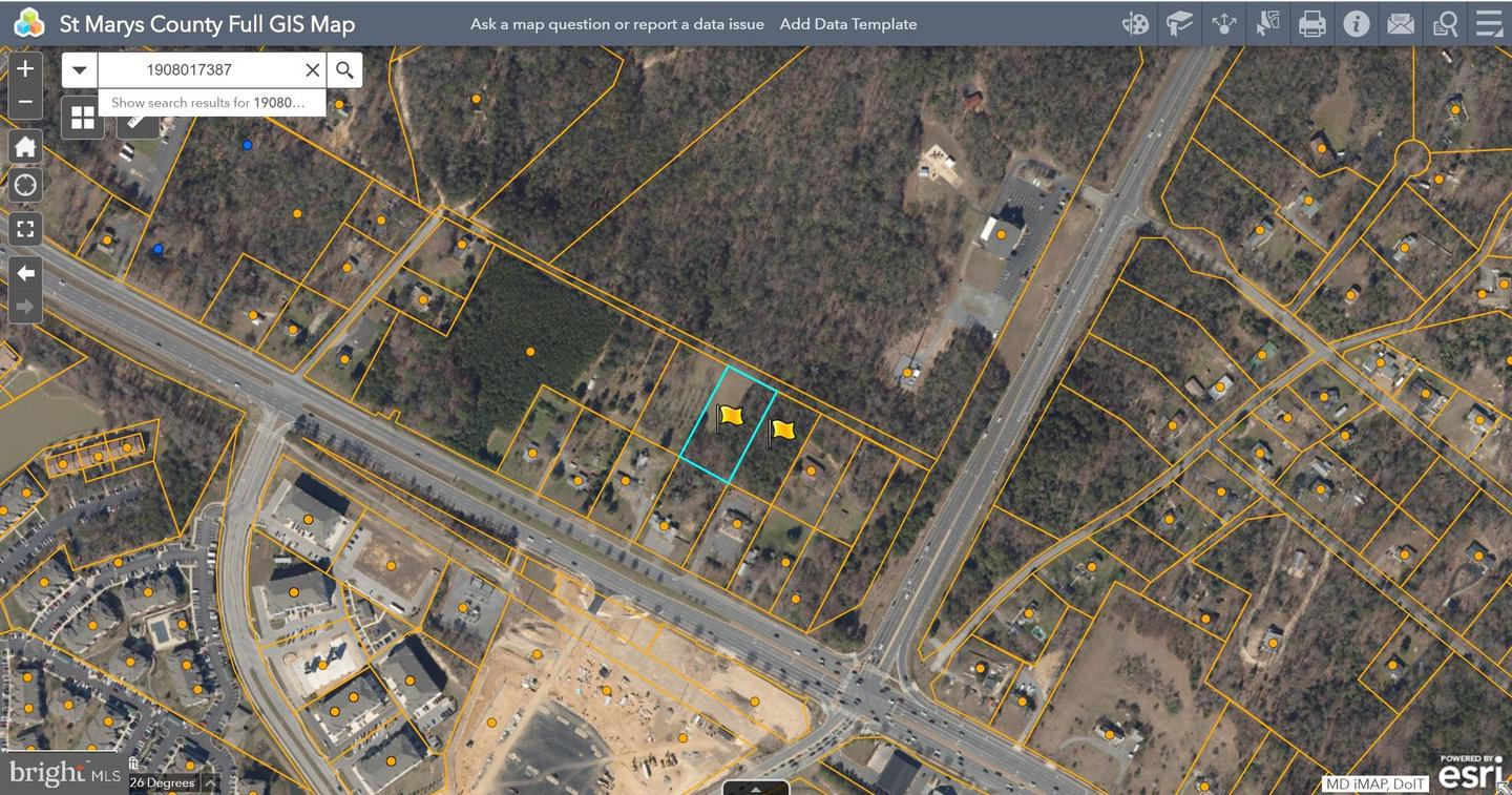 Land for Sale at California, Maryland 20619 United States