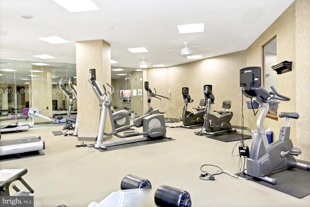 Fitness  & Yoga - cancel your gym membership! - 11800 SUNSET HILLS RD #311, RESTON