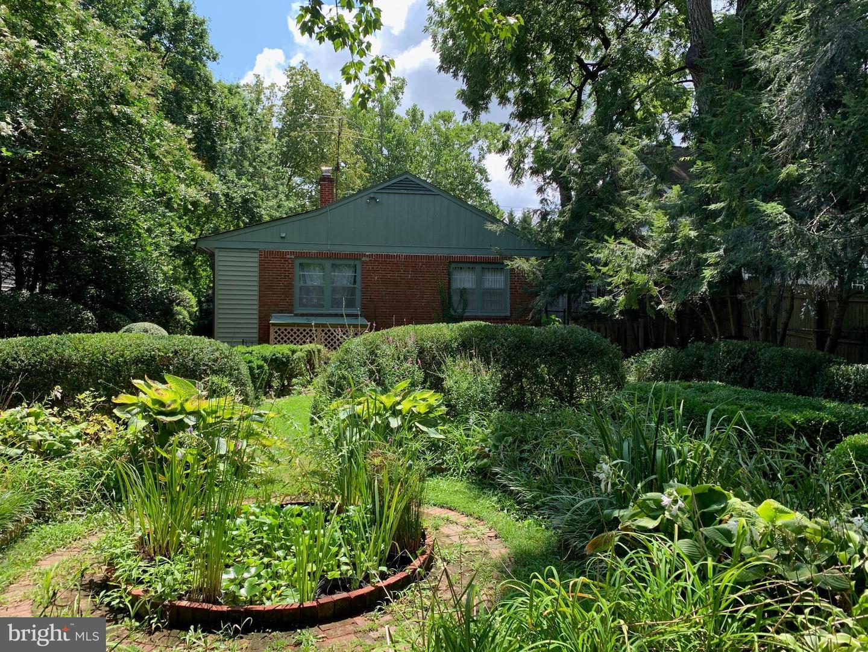 Single Family Homes por un Venta en Takoma Park, Maryland 20912 Estados Unidos