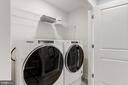 Laundry - 17655 FALCON HEIGHTS ST, DUMFRIES