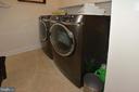 Laundry on upper level - 7614 CHESTNUT ST, MANASSAS