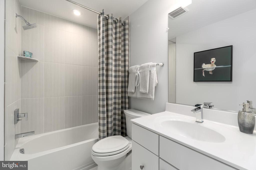 Secondary Bathroom - 0 WOODS OVERLOOK DR, DUMFRIES