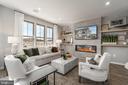 Living Room - 0 WOODS OVERLOOK DR, DUMFRIES