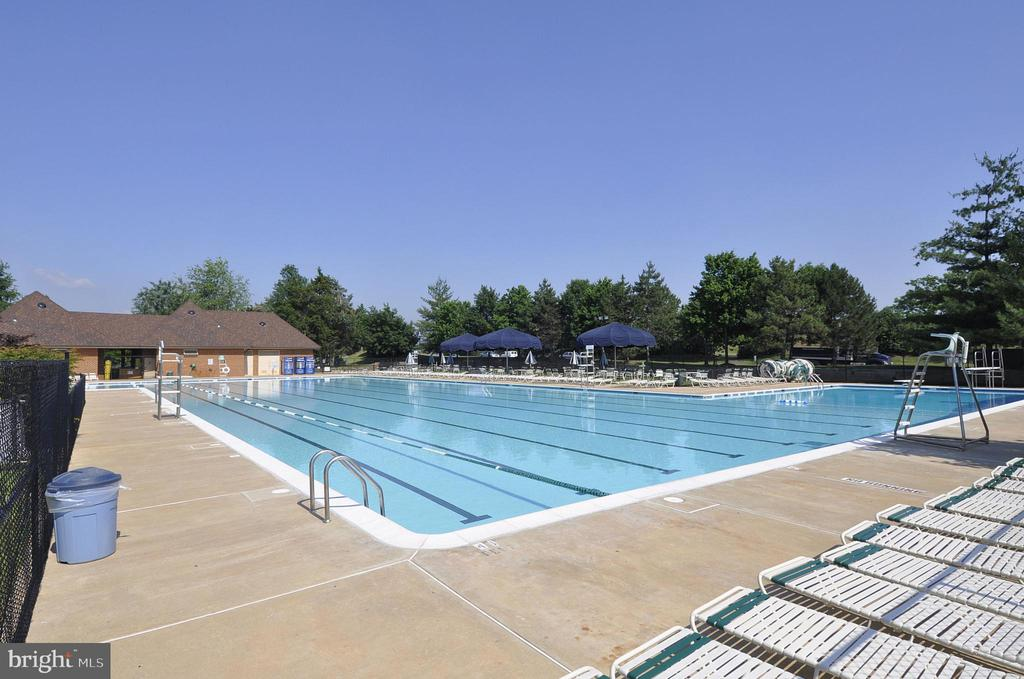 Community pool - 3 pools in Ashburn Farm! - 43207 SUMMITHILL CT, ASHBURN