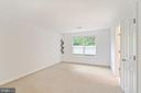 Secondary Bedroom #4 with Ensuite Bath - 11644 SANDAL WOOD LN, MANASSAS