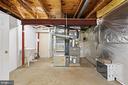 Storage Room/ Utility Room - 11644 SANDAL WOOD LN, MANASSAS