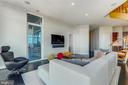 Wide-open living to enjoy the spectacular view - 8220 CRESTWOOD HEIGHTS DR #1916, MCLEAN