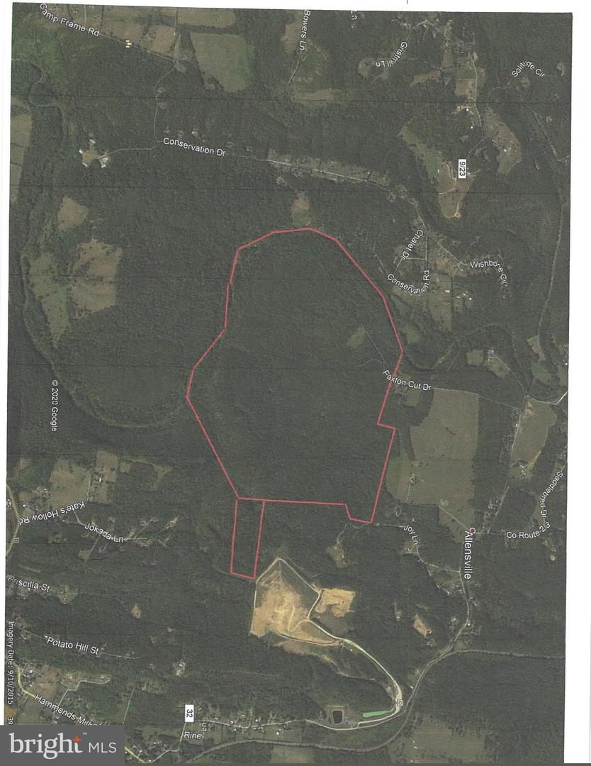 Land for Sale at Hedgesville, West Virginia 25427 United States
