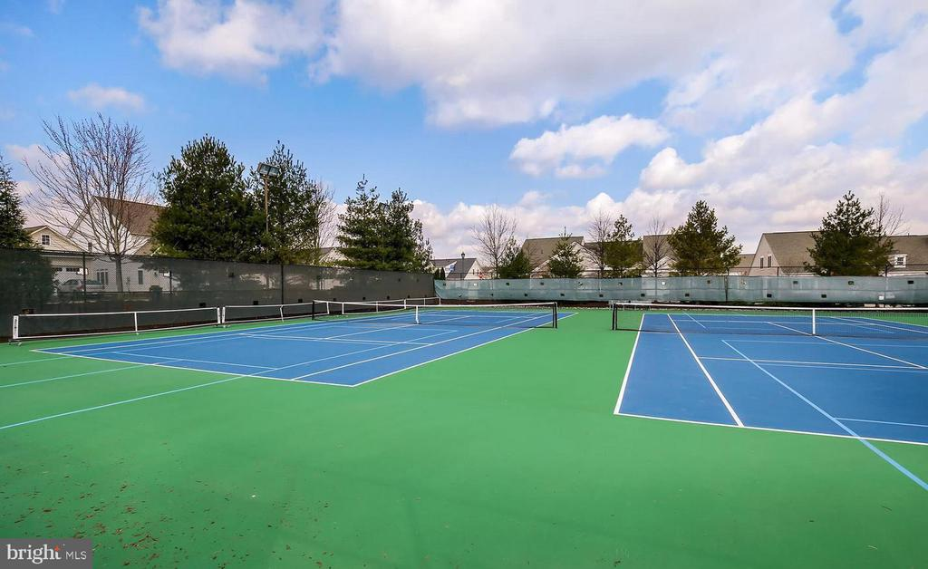 Community Tennis Courts - 20590 HOPE SPRING TER #104, ASHBURN