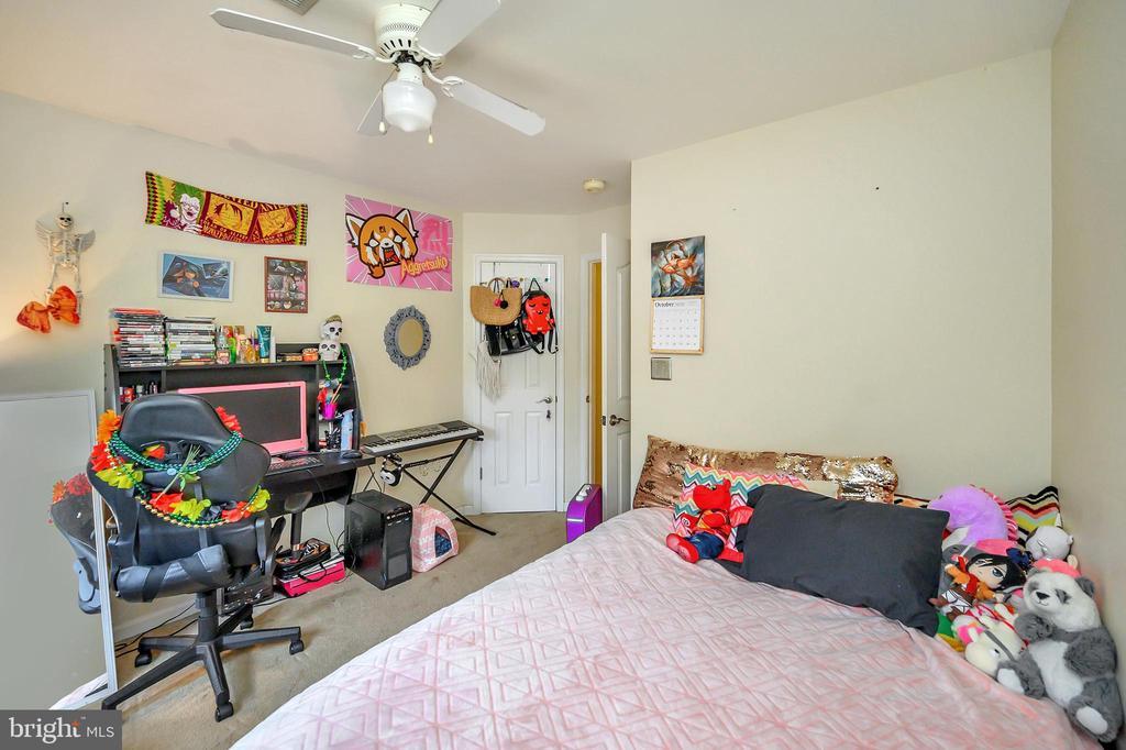 Bedroom 3 - 10700 MELANIE LN, FREDERICKSBURG