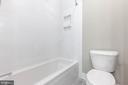 2nd full bathroom. - 6762 W LAKERIDGE, NEW MARKET