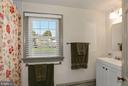 Upper level redone bathroom - 821 W MAIN ST, PURCELLVILLE