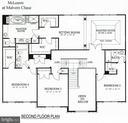 Bedroom Level - 11902 HADDON LN, WOODBRIDGE