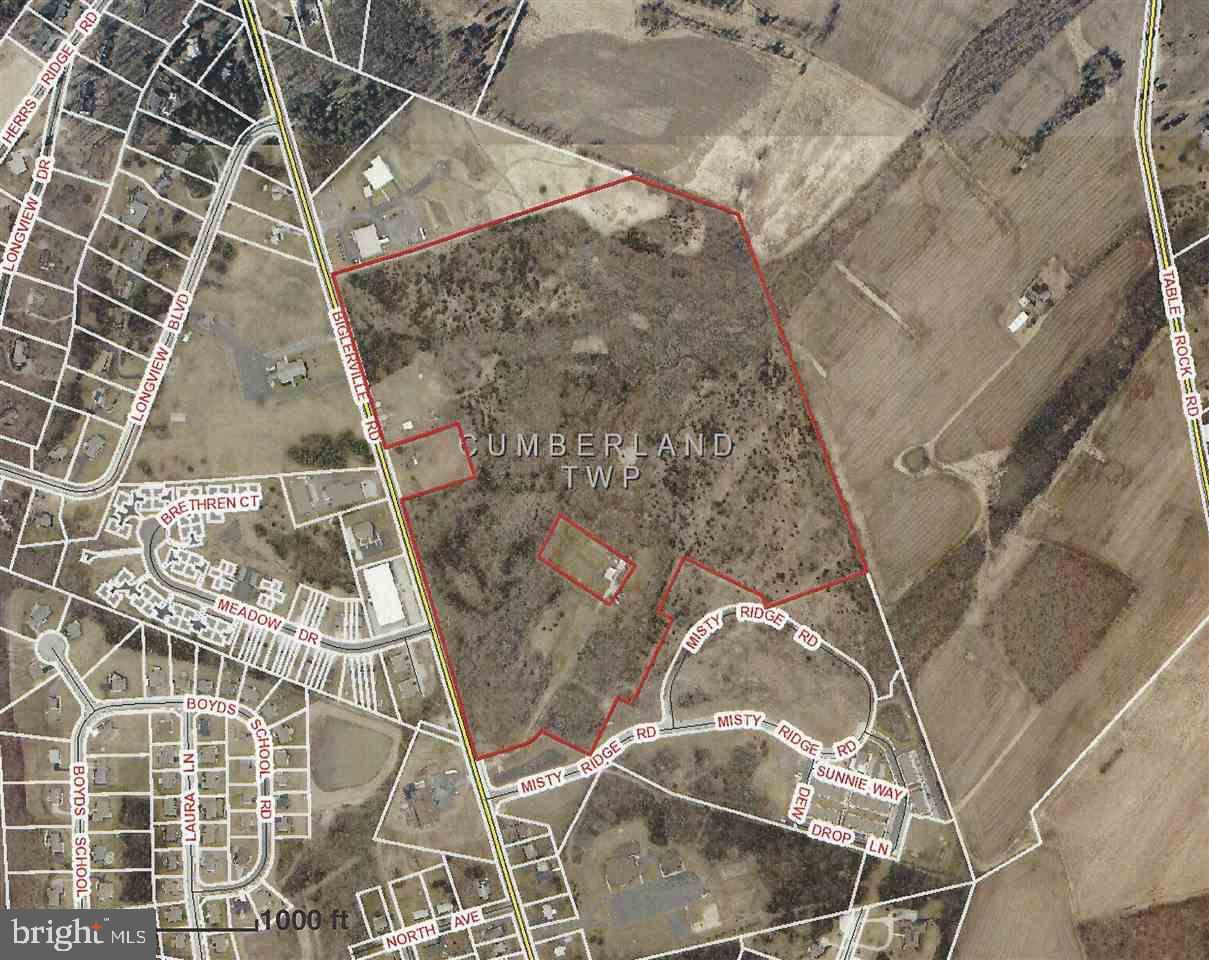 Land für Verkauf beim Address Restricted Gettysburg, Pennsylvanien 17325 Vereinigte Staaten