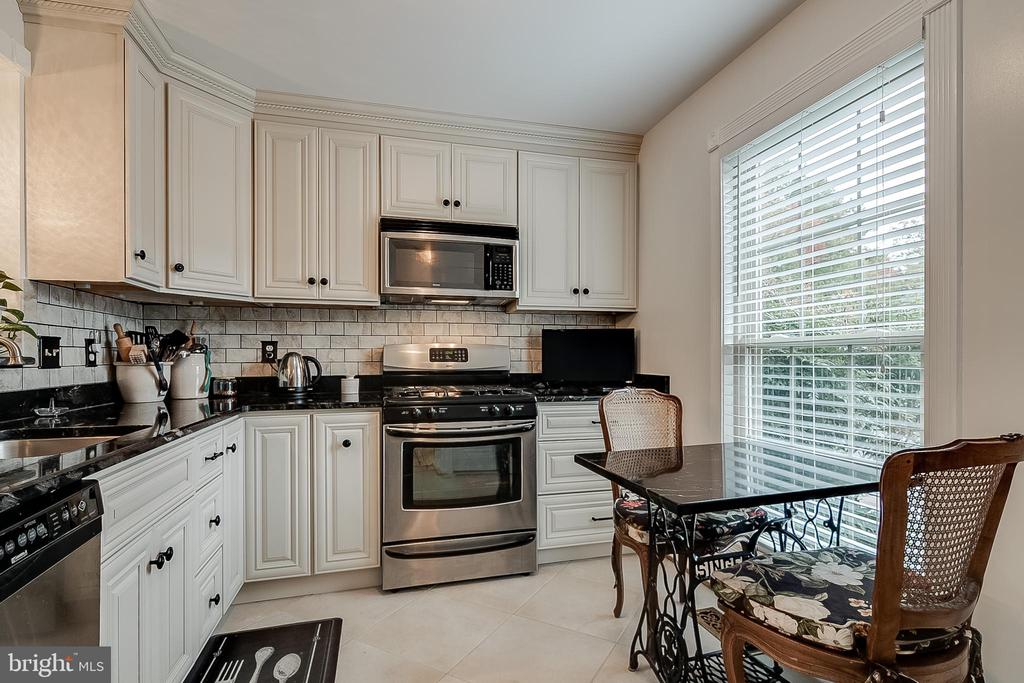 Wonderful updated kitchen - 9586 WHITE PILLAR TER, GAITHERSBURG