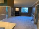 Open concept living - 1276 N WAYNE ST #308, ARLINGTON