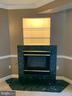 Gas Fireplace - 1276 N WAYNE ST #308, ARLINGTON